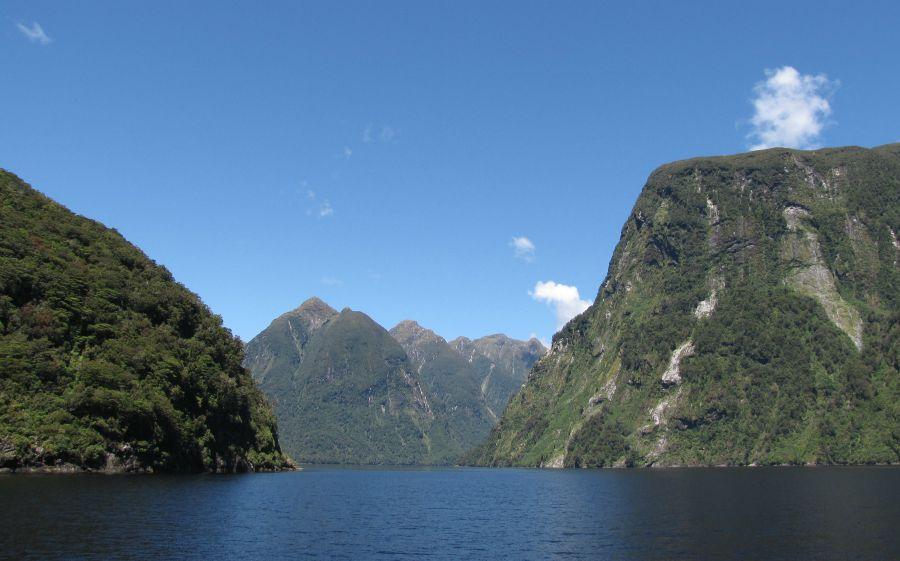 Fjorde Neuseeland