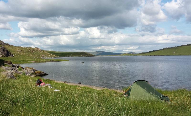 Beara Barry Lake Irland