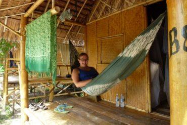 Steffi auf Koh Kradan Thailand