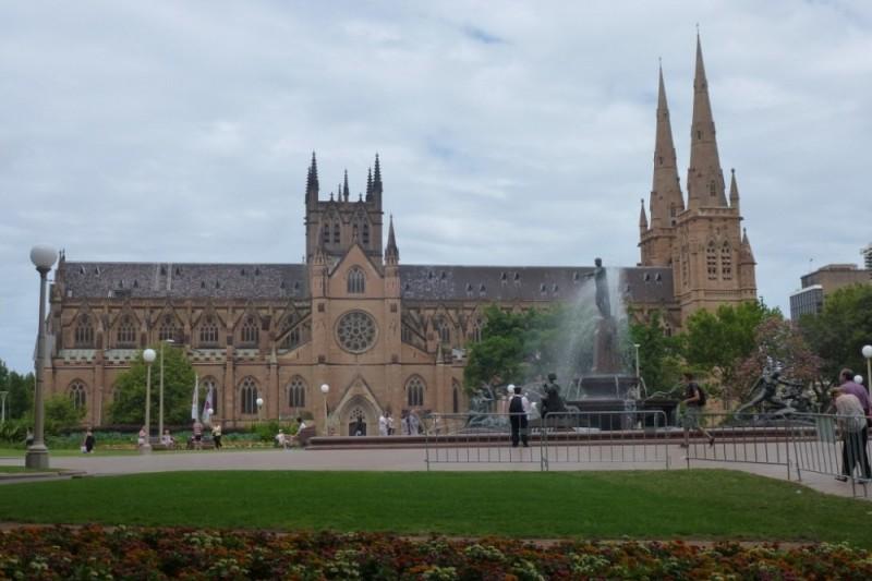 Stadtführung in Sydney