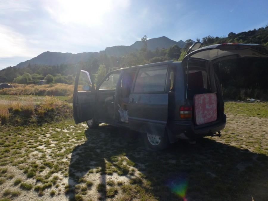 12 Miles Delta Campingplatz