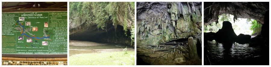 Tham Lod höhle