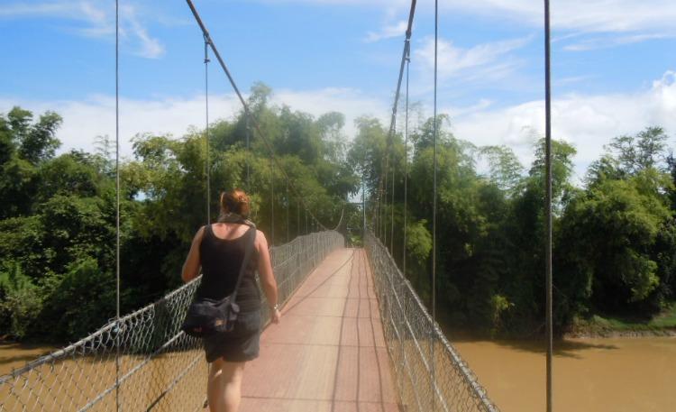 Brücke Battambang