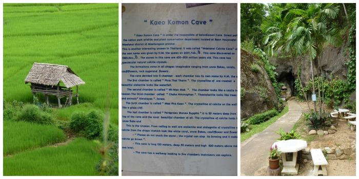 Höhlen Thailand