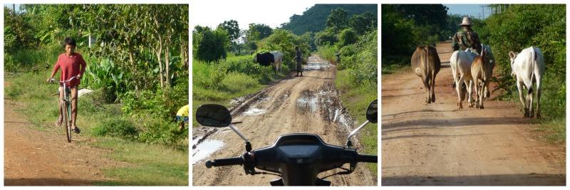 battambang straßen