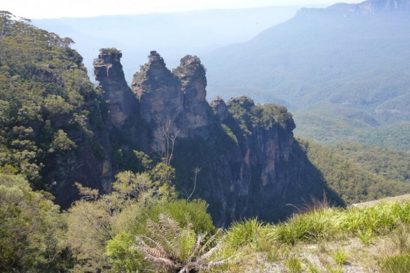 Die Blue Mountains - Sydney - Australien