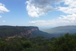 Blue Mountains Australien