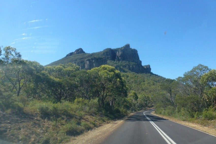 Wilsons Promontory Nationalpark und Grampians Nationalpark