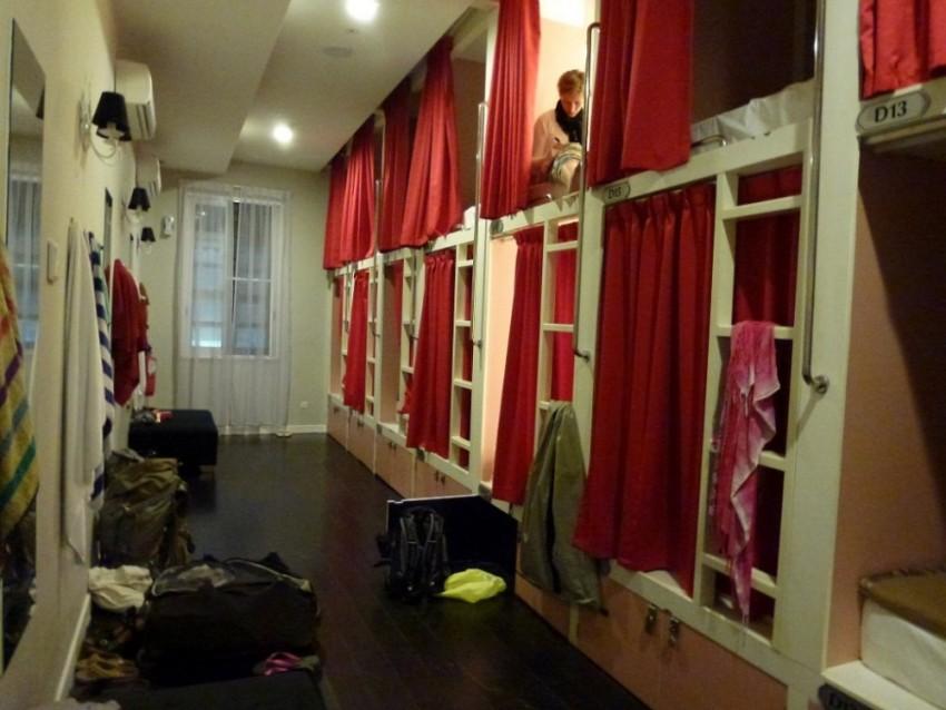 Hostel in Kuala Lumpur