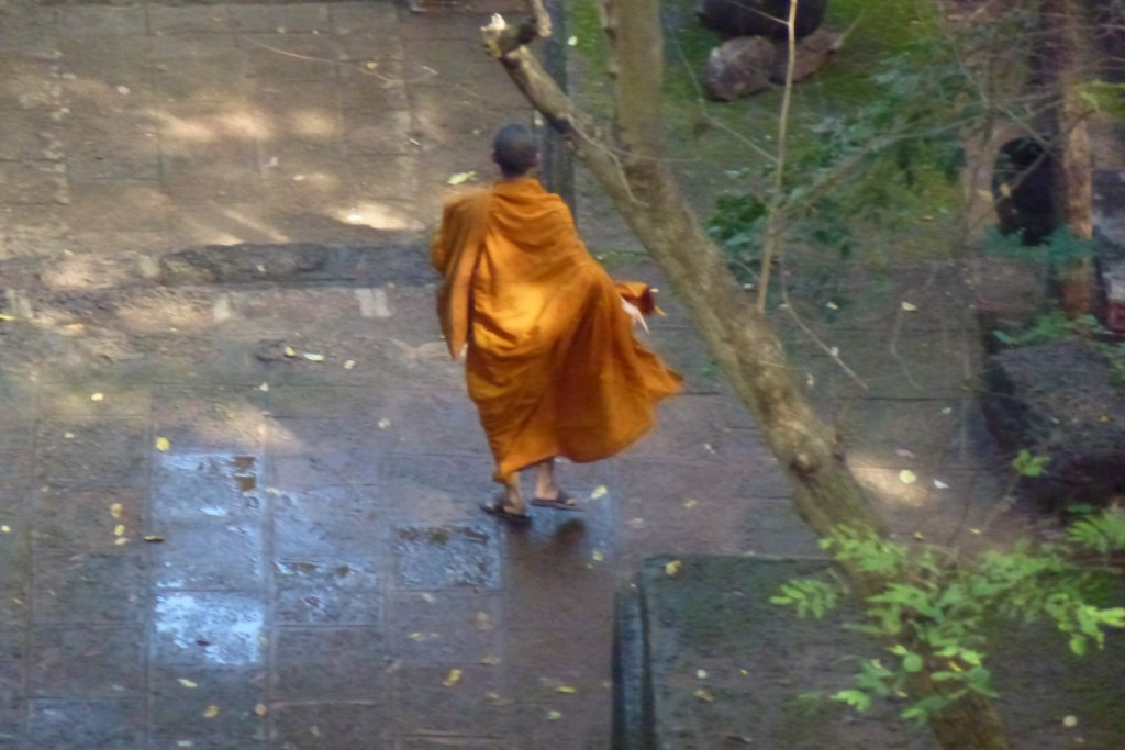 Buddistischer Mönch