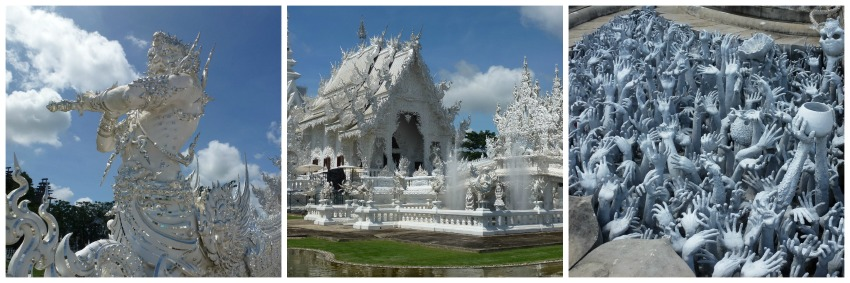 Weißer Tempel, Chiang Rai