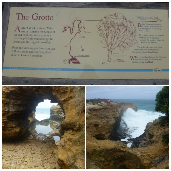 the grotto australien