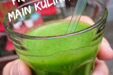 grüner smoothie frankfurt