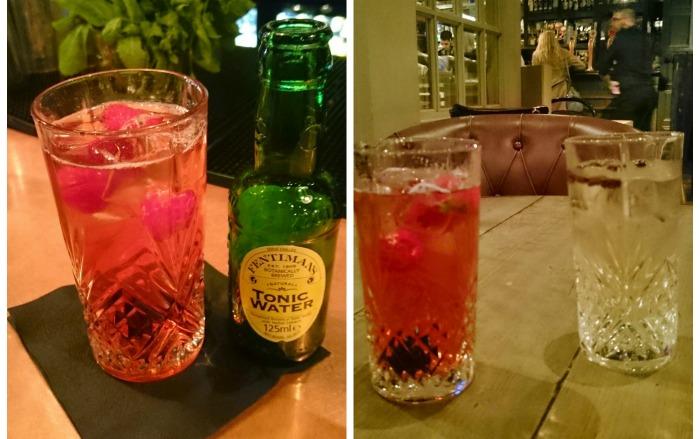 gin tonic spezial