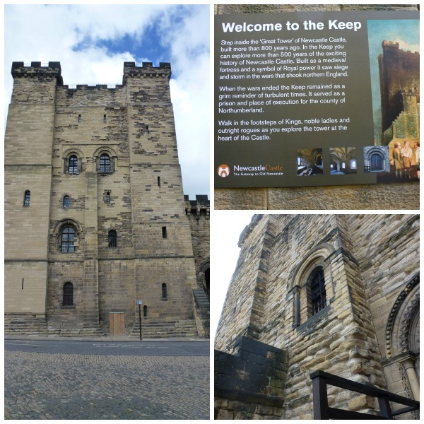 the keep newcastle