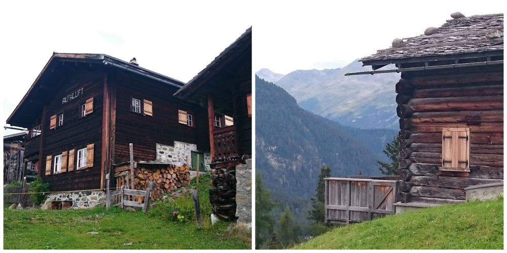 Schweiz Graubünden