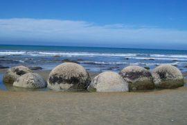 neuseeland moeraki boulders