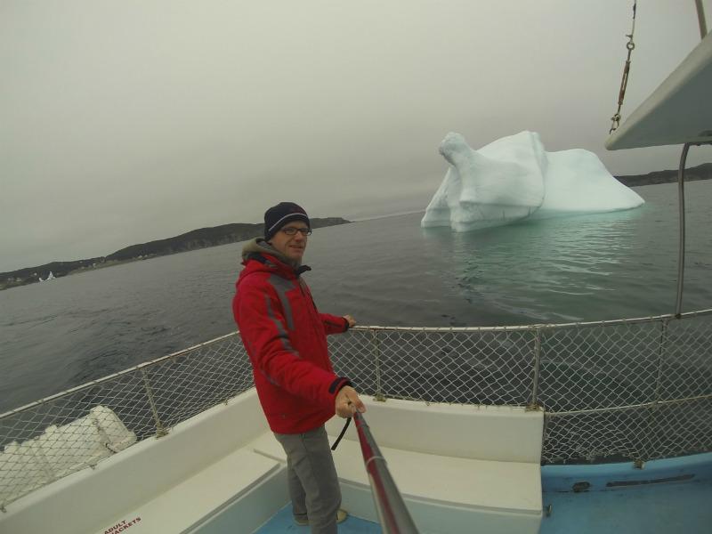 Neufundland Eisberge