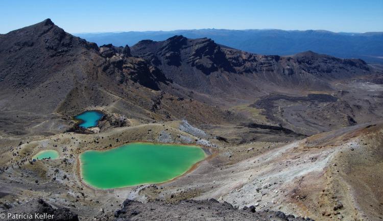tongario nationalpark Neuseeland