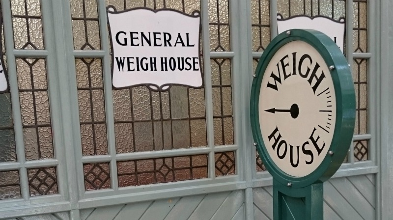 general weigh house
