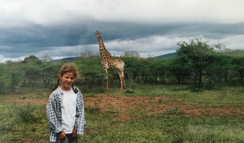 Südafrika alleine mit Kind