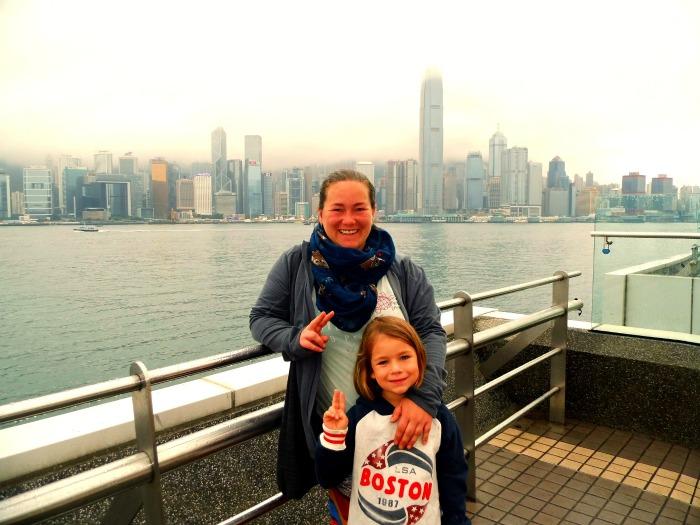 alleine reisen mit Kind