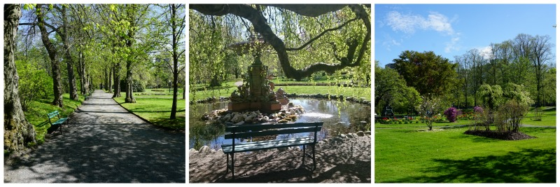 Public Gardens Halifax