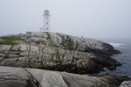 Peggy´s Cove Lighthouse