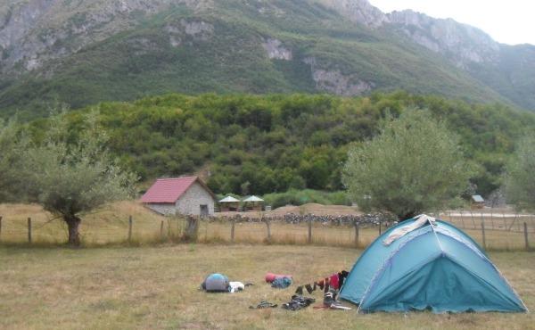 Peaks of the Balkans Wanderung