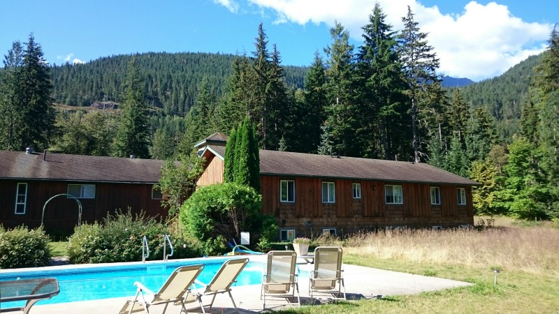 Wilderness Lodge bei revelstoke