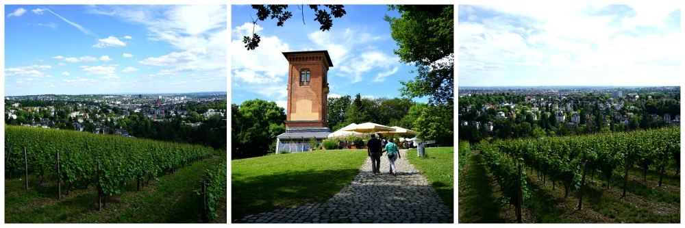 Restaurant auf dem Neroberg
