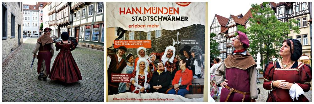 Stadtführung in Hann. Münden
