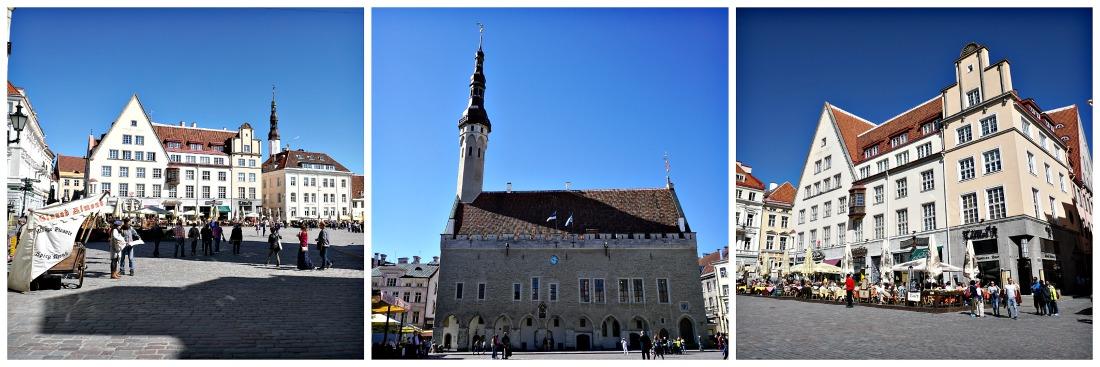 Fast 24 Stunden in Tallinn