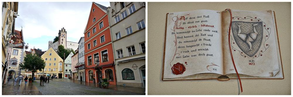Stadtrundgang Füssen
