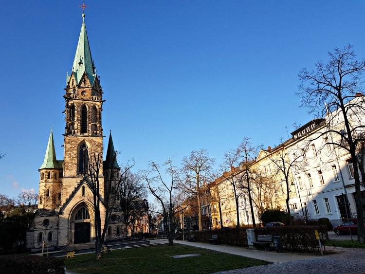 Johannesviertel Darmstadt