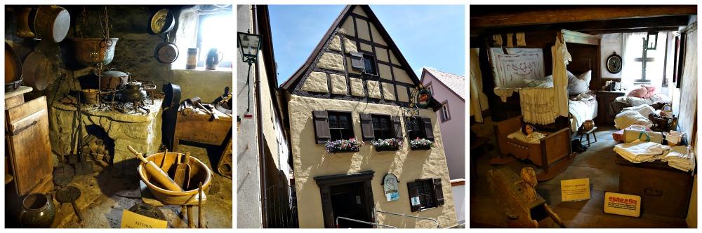 Alt Rothenburg Handwerkerhaus