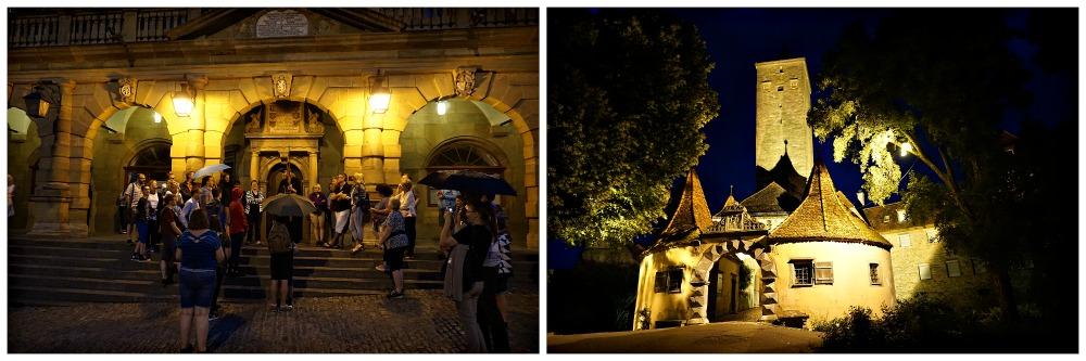 Nachtwächtertour Rothenburg ob der Tauber