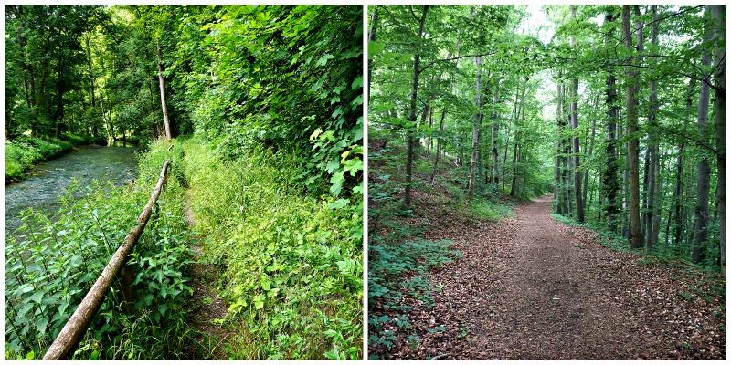 Wandern in Rothenburg ob der Tauber