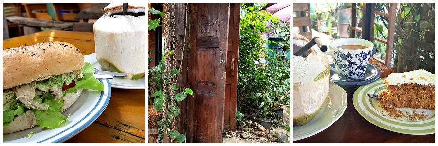 Om Garden Café