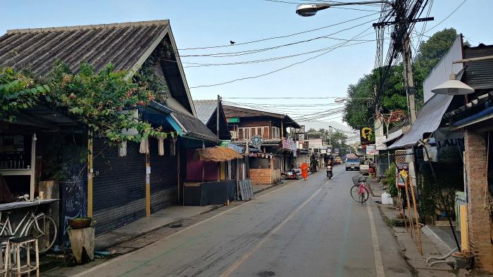Pai Tipps Walking Street