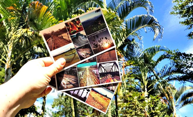 Postkarten aus Thailand