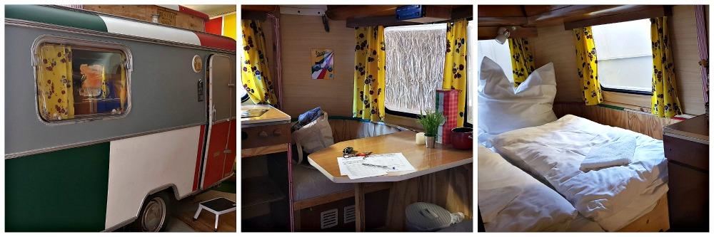 Indoor Camping Hostel