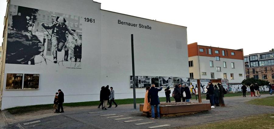 Bernauer Straße Berlin