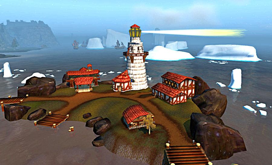 Lieblingsorte World of Warcraft